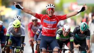 Pedersen sprint naar zege in derde etappe BinckBank Tour