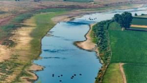 Maasoevers bij Geulle en Borgharen moeten toch extra verstevigd worden als gevolg van te sterke stroming
