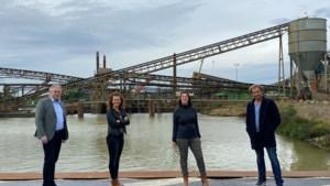 Opera Rusalka in grindverwerkingshaven bij Schipperskerk krijgt een behoorlijk Limburgs tintje