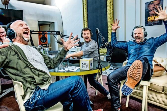 DÉ Podcast van Ruben, Tijl & Ruben: pionieren in het Wilde Westen