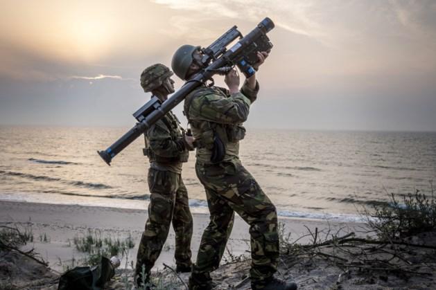 Nieuwe eenheid met Stinger-raketten op vliegbasis De Peel