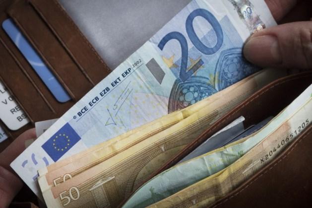 Inflatie in eurozone bleef in september negatief