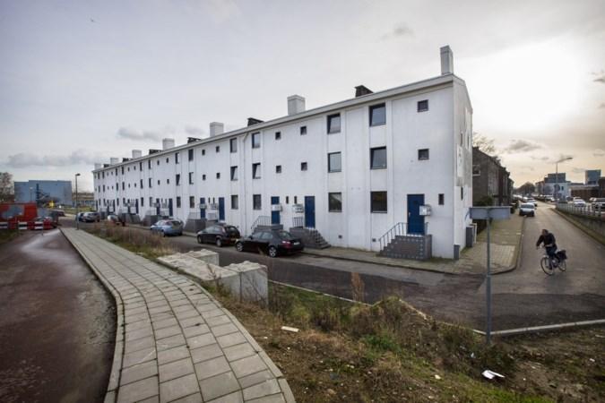 Geen daklozen maar politiepost in 'witte flat' Maastricht