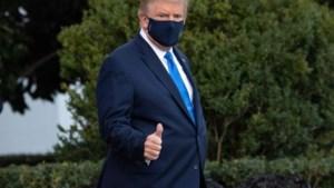 Corona brengt Trump en de VS in een benarde situatie