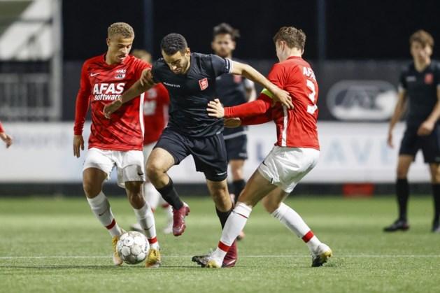 Veerkrachtig MVV komt sterk terug van achterstand en speelt 3-3 tegen Jong AZ
