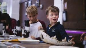 Kinderboekenweek wijkt uit naar museum: 'Ik heb een dinostuk gevonden!'