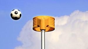 Derbyzege voor De Peelkorf; gelijk spel voor korfbalsters Swift