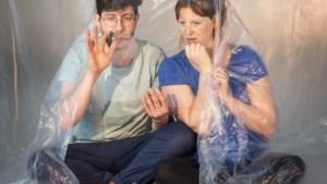 Woosh!, peutertheater voor anderhalfjarigen is debuut voor Het Laagland Sittard