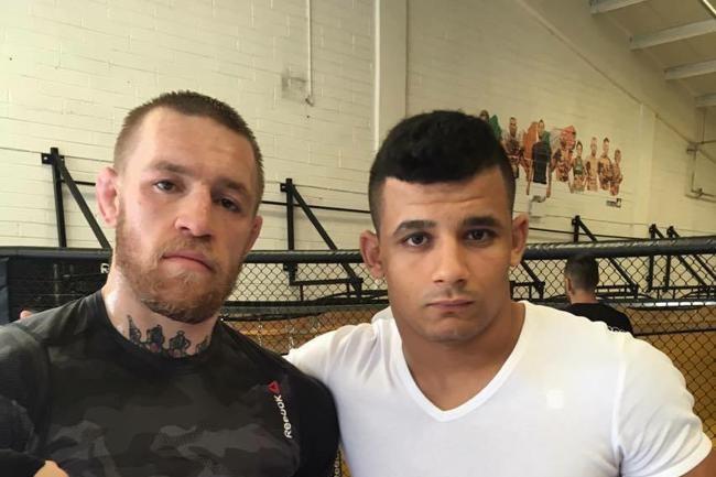 Venlose student en pupil van Conor McGregor gaat voor MMA-top