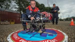 Drones van Chemelot zijn ogen in de lucht voor brandweer bij het verkennen van incidenten