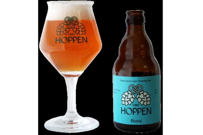 Van Hoppen Blond is bier waarmee je vrienden maakt