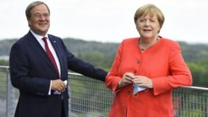 'Premier Noordrijn-Westfalen belangrijkste kandidaat opvolging Merkel'