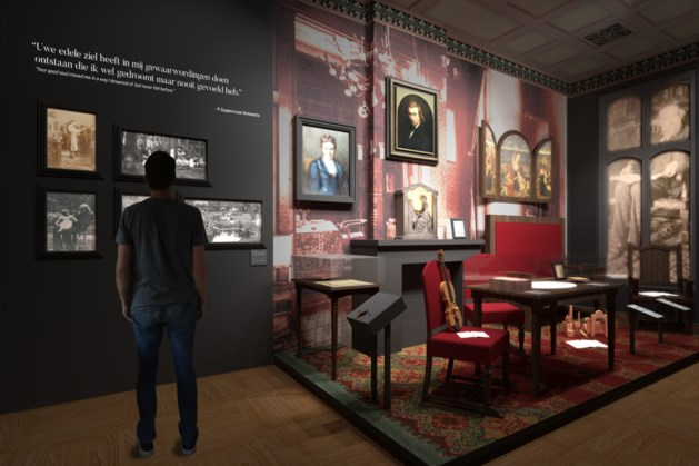Virtuele opening Cuypershuis met Frans Pollux