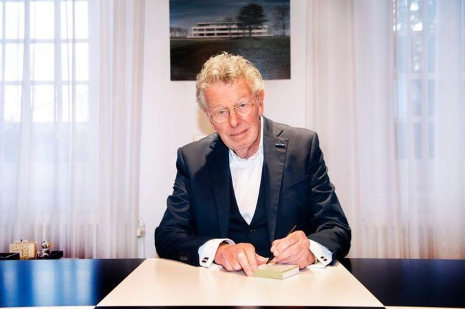 Hoe Jan des Bouvrie de Nederlandse huiskamer veranderde: 'Meer rust, minder tierelantijnen'