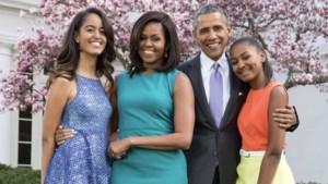 Zo leven de Obama's nu: 'Ik denk dat onze kinderen ons kotsbeu zijn'