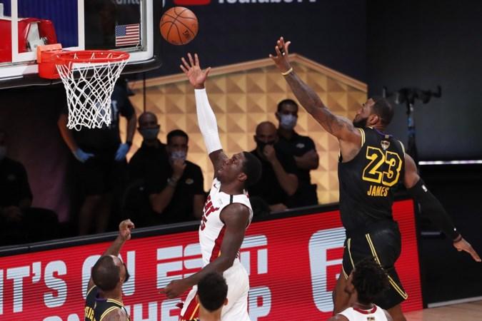 LA Lakers na tien jaar weer op rand van kampioenschap: 'Toen ik zag dat we met 24-8 voor stonden, dacht ik: oké, Kobe is hier bij ons'
