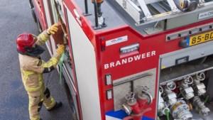 Autobrand op A76 bij Geleen: enige tijd verkeershinder