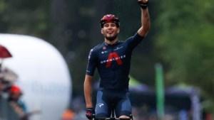 Indrukwekkende Ganna soleert naar tweede ritzege in de Giro