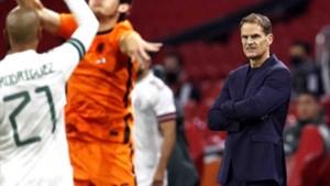 Mexico bezorgt De Boer debuut zonder glans bij vertimmerd Oranje
