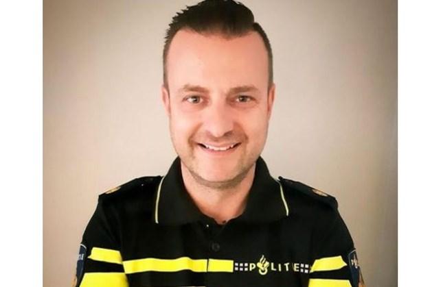 Warm welkom vanuit Sittardse wijken Sanderbout, Ophoven, Leyenbroek en De Kollenberg voor nieuwe wijkagent Roy Knez