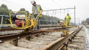 Grootschalige werkzaamheden aan het spoor in herfstvakantie: geen treinverkeer tussen Roermond en Weert