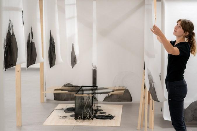 Charlotte Koenen exposeert in geboortestad Maastricht in kader van Beeldbiënnale Luik: altijd grenzen opzoeken