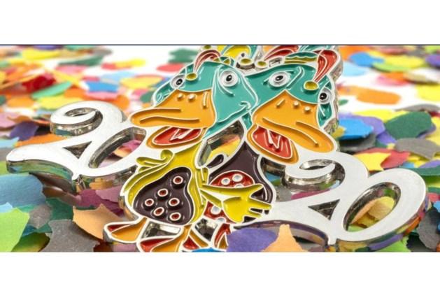 Ook dit jaar is de Greutsje Pin gewoon verkrijgbaar in Sittard ondanks alle afgelastingen rond carnaval