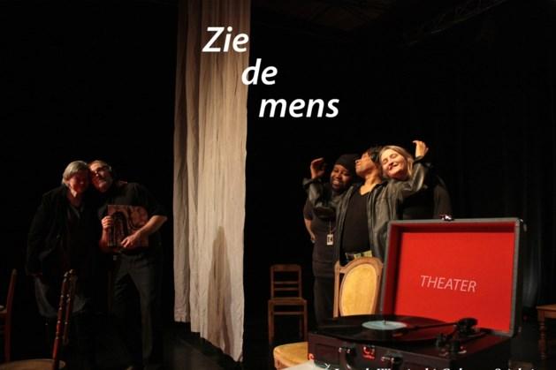 Theatervoorstelling 'Zie de mens' op C-Mill