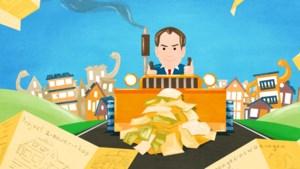 Andy Dritty is de bieleman in het gouvernement die de Limburgse woningbouwmarkt vlot probeert te trekken