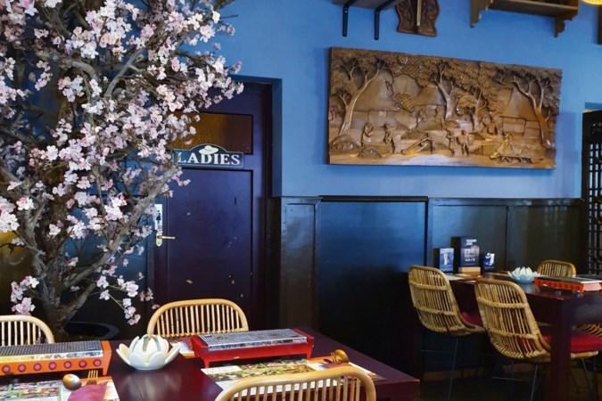 Restaurantrecensie: de keuken van eetcafé Tjoet Nyak Dhien in Sittard heeft Herman den Blijker gelukkig niet in alles zijn zin gegeven