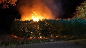 Ontploffingen bij brand in Weert: brandweer stuit op drugslab