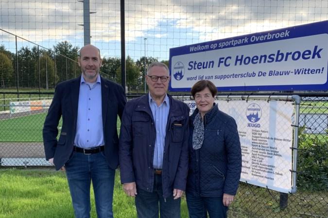 Kienen om verenigingskas FC Hoensbroek te spekken