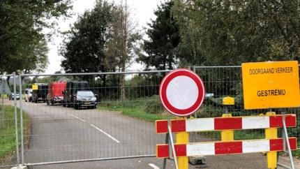 Geen slachtoffers bij brand in drugslab bij A2 in Weert