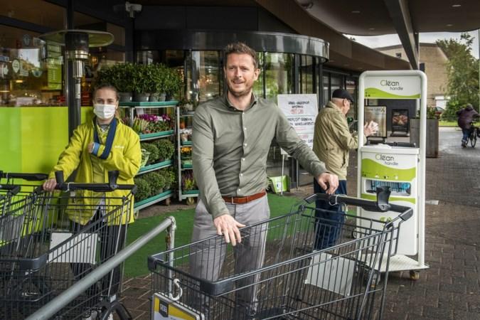 Supermarktbazen: wij zijn geen boa's, mondkapje is verantwoordelijkheid van klant
