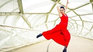 Flamencovoorstelling 'Solo Flamenco' in Schunck