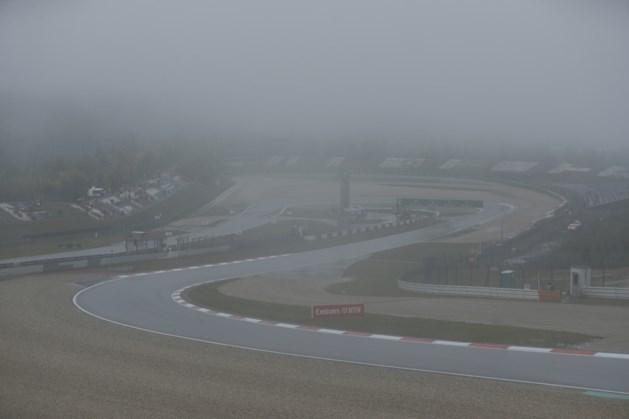 Eerste vrije training op Nürburgring geschrapt vanwege mist