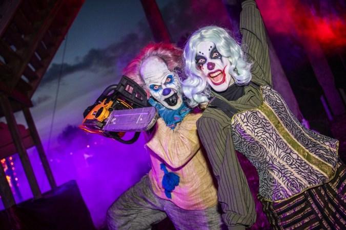Monsters zonder mondkapje maken Toverland 'onveilig' tijdens Halloween Nights