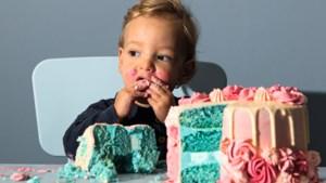 Surprise: it's a boy! …. en dat blijkt pas bij de bevalling