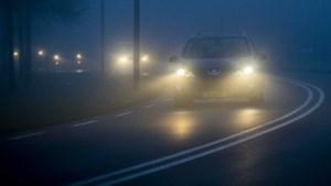 Dichte mist in delen Noord- en Midden-Limburg