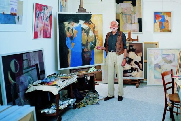 Kunstenaar Gard van Wegberg (99) uit Weert overleden