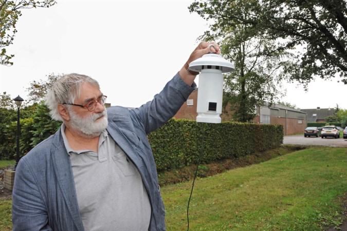 Internetpionier Teus Hagen (75) ontwikkelt fijnstofmeter voor bezorgde burgers