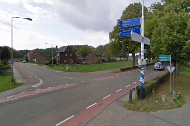 Afsluitingen en omleidingen door werk aan kruispunt in Berg aan de Maas