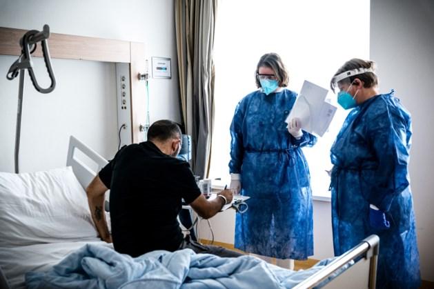 Aantal coronapatiënten in ziekenhuizen stijgt tot 1139