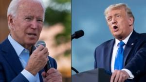 Organisatoren annuleren debat Biden-Trump op 15 oktober