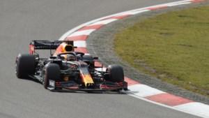 Verstappen vierde in enige training voor Grote Prijs van de Eifel