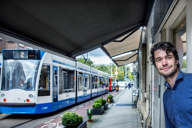 Christophe uit Noorbeek verkoopt streeklekkernijen in hartje Amsterdam