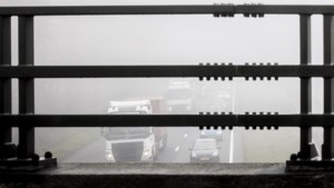 Waarschuwing voor dichte mist in Noord-Limburg