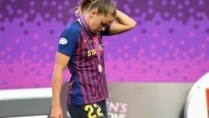 Lieke Martens weer trefzeker voor Barcelona