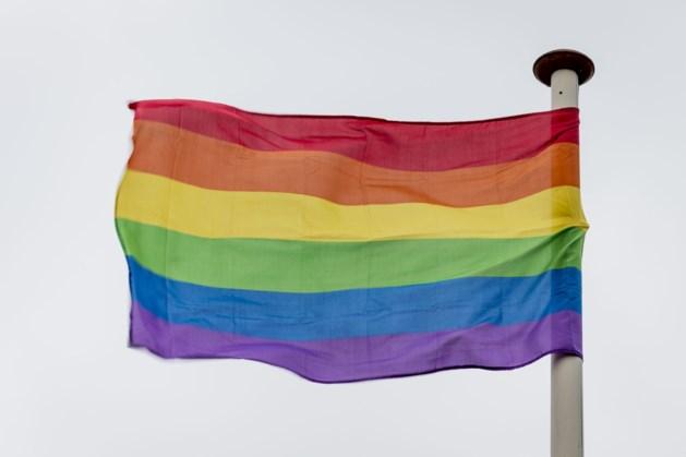 Regenboogvlag gehesen bij scholen Weert