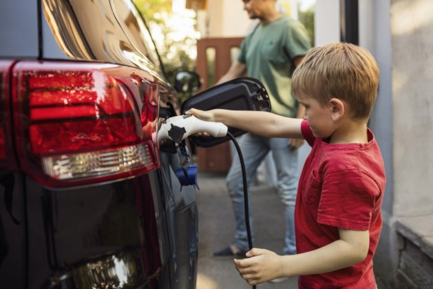 Aandeel van elektrische auto's dit jaar verdrievoudigd in Europa